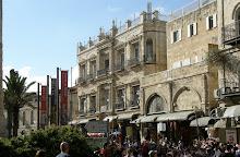 Jerusalem - Old City - Through Jaffa Gate - 2010