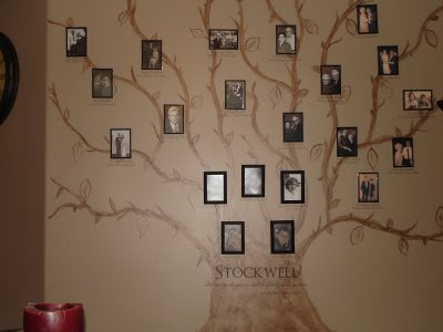 trees on pinterest family trees family tree wall and. Black Bedroom Furniture Sets. Home Design Ideas