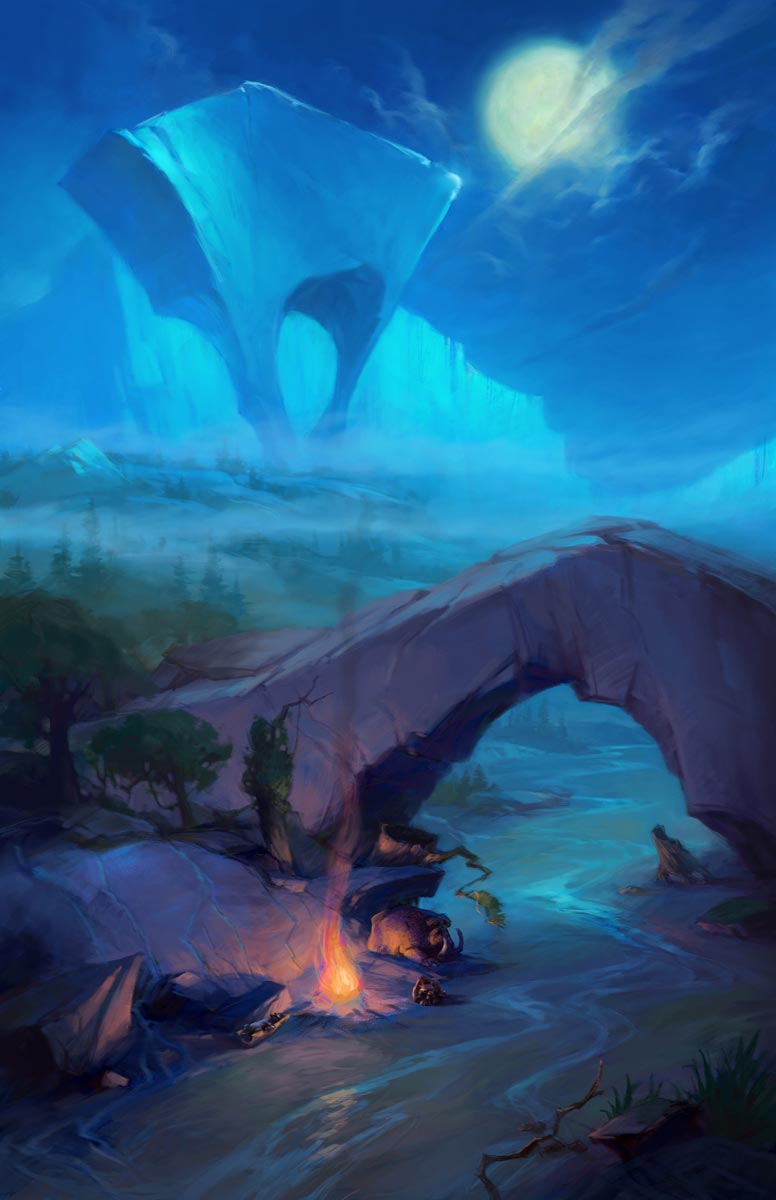 concept art backgrounds 169 ice age