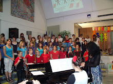 School youth choir