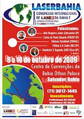 I CONGRESSO INTERNACIONAL DE LASER EM SALVADOR