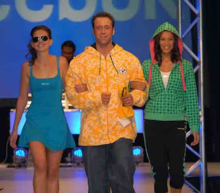 Firestarter Steelers Style Fashion Show