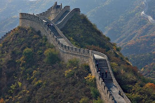 places with most beautiful scenery The Great Wall Of China
