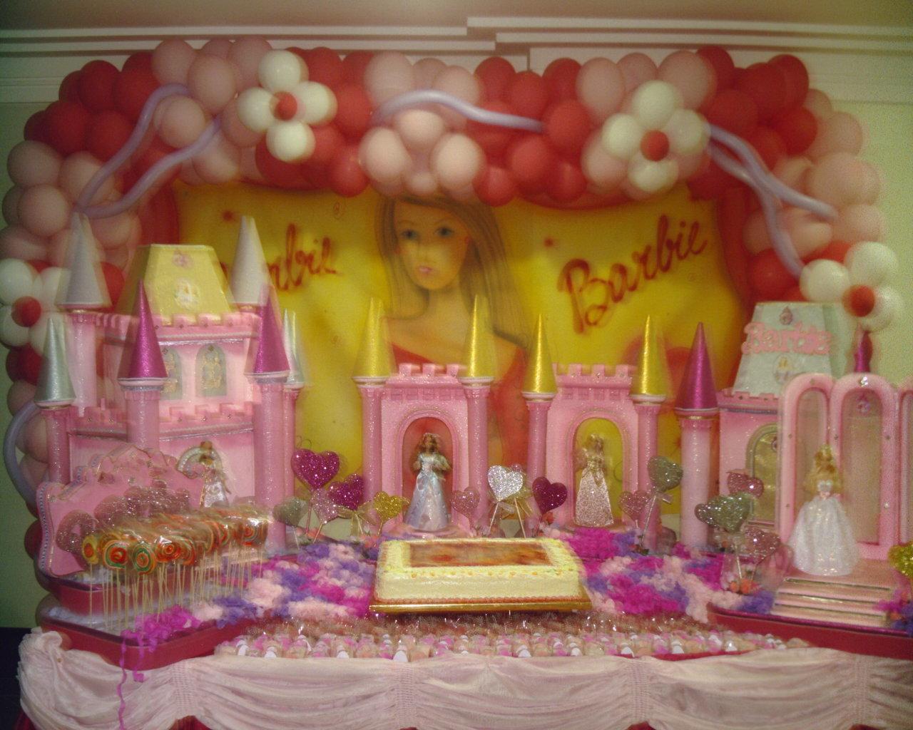 decoracao festa barbie : decoracao festa barbie:Postado por TOY HOUSE BRASILIA FESTAS INFANTIS às 12:35