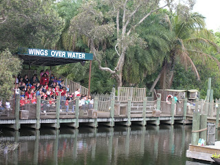 Crowd at Wings Over Water Show