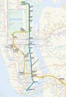 Línea de Metro de la Segunda Avenida