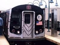 Tren L en dirección a Canarsie