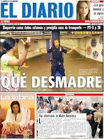 El Diario-La Prensa: ¡Qué Desmadre!