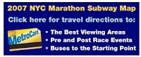 Mapa de la Maratón