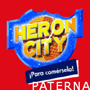 PATERNA HERON CITY