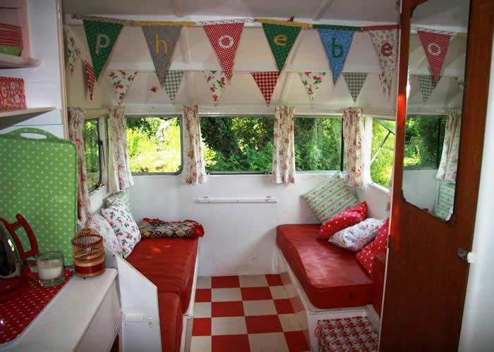 sofunkylicious caravane r tro ou le camping fa on vintage
