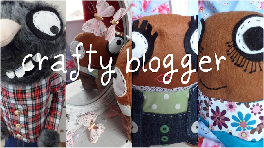 crafty blogger