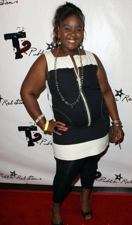 Actress Raven Goodwin Opens Up About Childhood Obesity in Hollywood