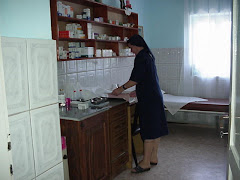 Sister Filje's Clinic was Spotless.