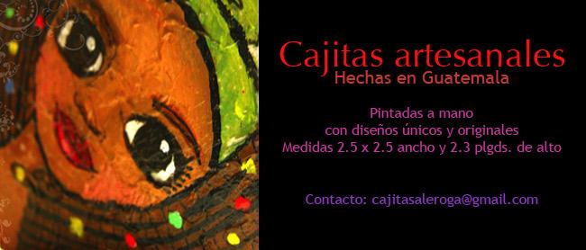 Cajitas Artesanales