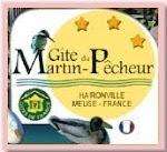 Gîte du Martin Pêcheur