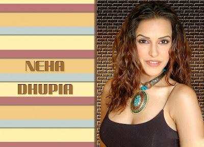 Neha Dhupia Hot Scene