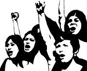¡Que la crisis la paguen los capitalistas, no los hombres y mujeres . (mujeres lucha)
