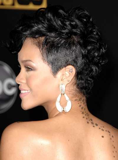 New Rihanna hairstyles; Rihanna Short Hairstyle Trends