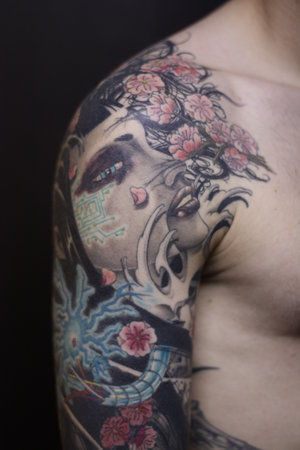 Japanese Traditional Tattoo Design It can be a terrifying experience to