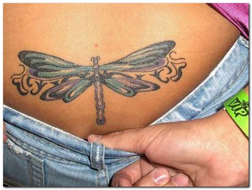 Dragonfly Tattoo Ideas – Here Are Some Excellent Suggestions
