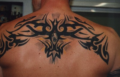 Tribal Tattoos Back