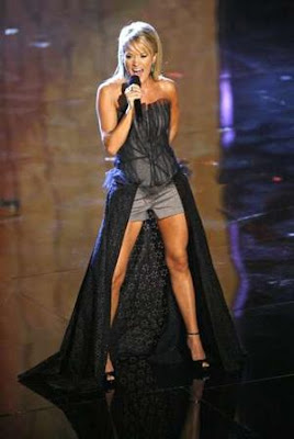 Carrie Underwood the winner of the year