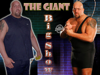 Big Show Tattoos
