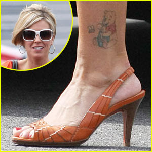 Reese Witherspoon Tattoo