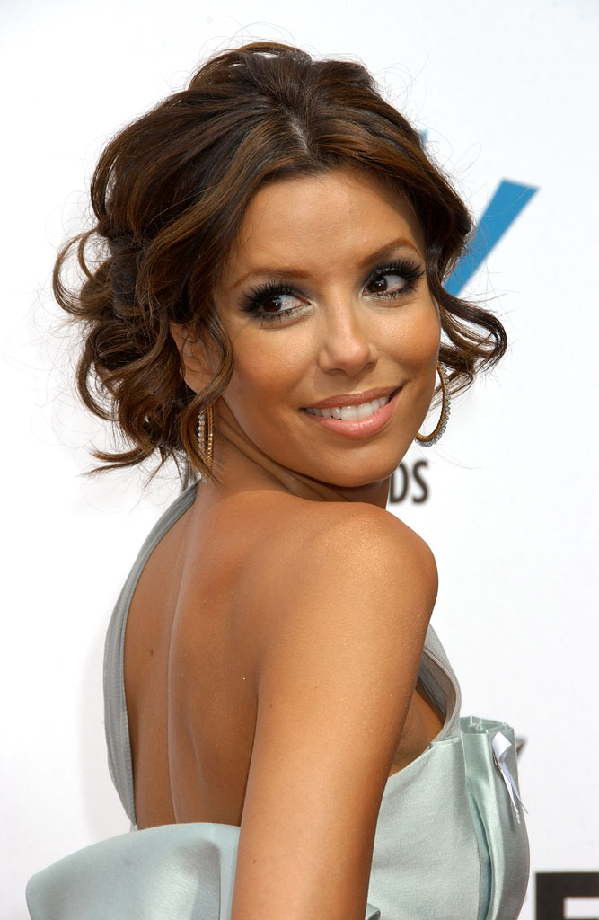 2007 Funky celebrity Hairstyles With Big Formal Hairstyles