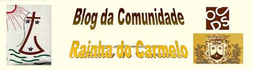 Blog da Comunidade Rainha do Carmelo (OCDS)