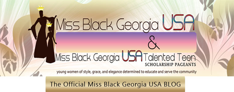 Miss Black Georgia USA