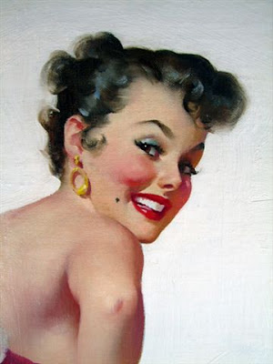 how to do pin up girl makeup