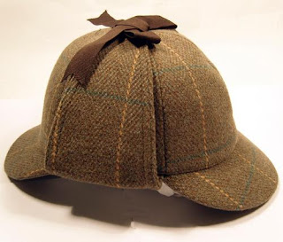 Free Crochet Patterns Deerstalker Hat