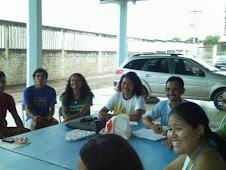Reunião no CPC da Igreja São Paulo