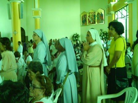 Missa Solene ao padroeiro da cidade de Macapá