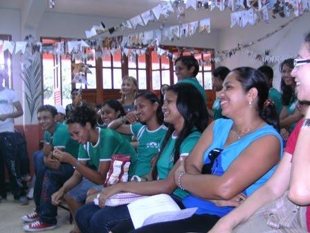 Atividades em sala de aula/2009