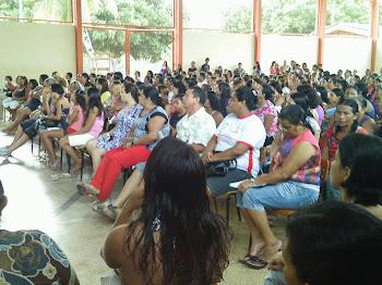 Reuniões com a comunidade 2010