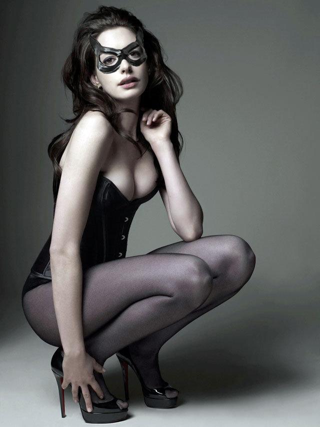 Anne Hathaway Tattoos