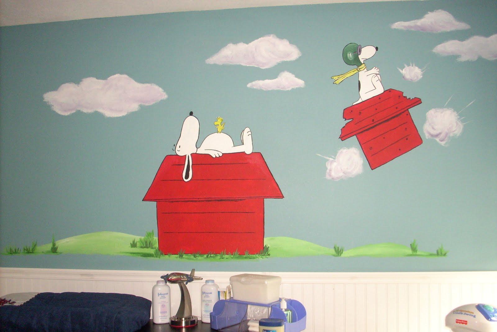 Preston S Snoopy Nursery
