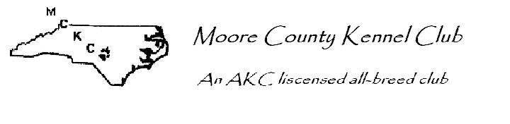 Moore County Kennel Club