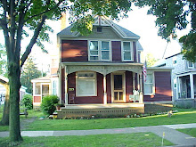 Our House at 211 Woodward Street Ypsilanti, Michigan