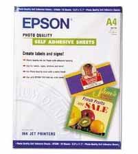 papel adhesivo fotografico