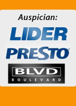 Auspiciadores de la XI Vuelta ciclista por un Chile Lider 2007