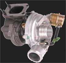 Garrett GT20 - GT2052 - 52 TRIM - 225 HP ✈ Turbocharger Specs