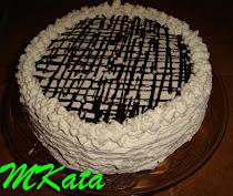 Tejszínes joghurt torta
