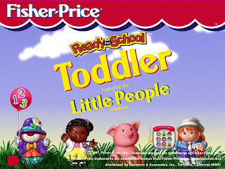 computer games for toddlers