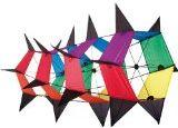 Dad and daughter activities: Kites - extreme box kite