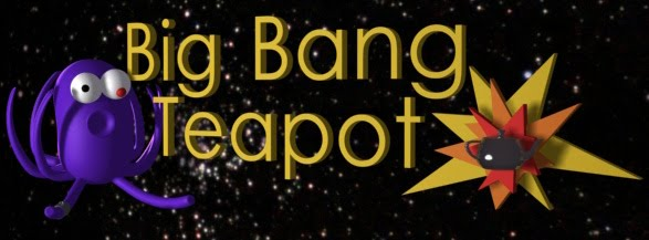 Big Bang Teapot