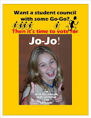 Move over Hillary, Jo-Jo's on the move!